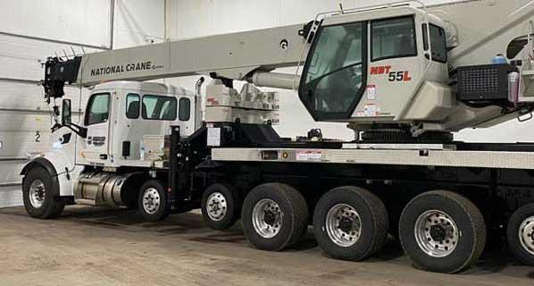 crane services in MN
