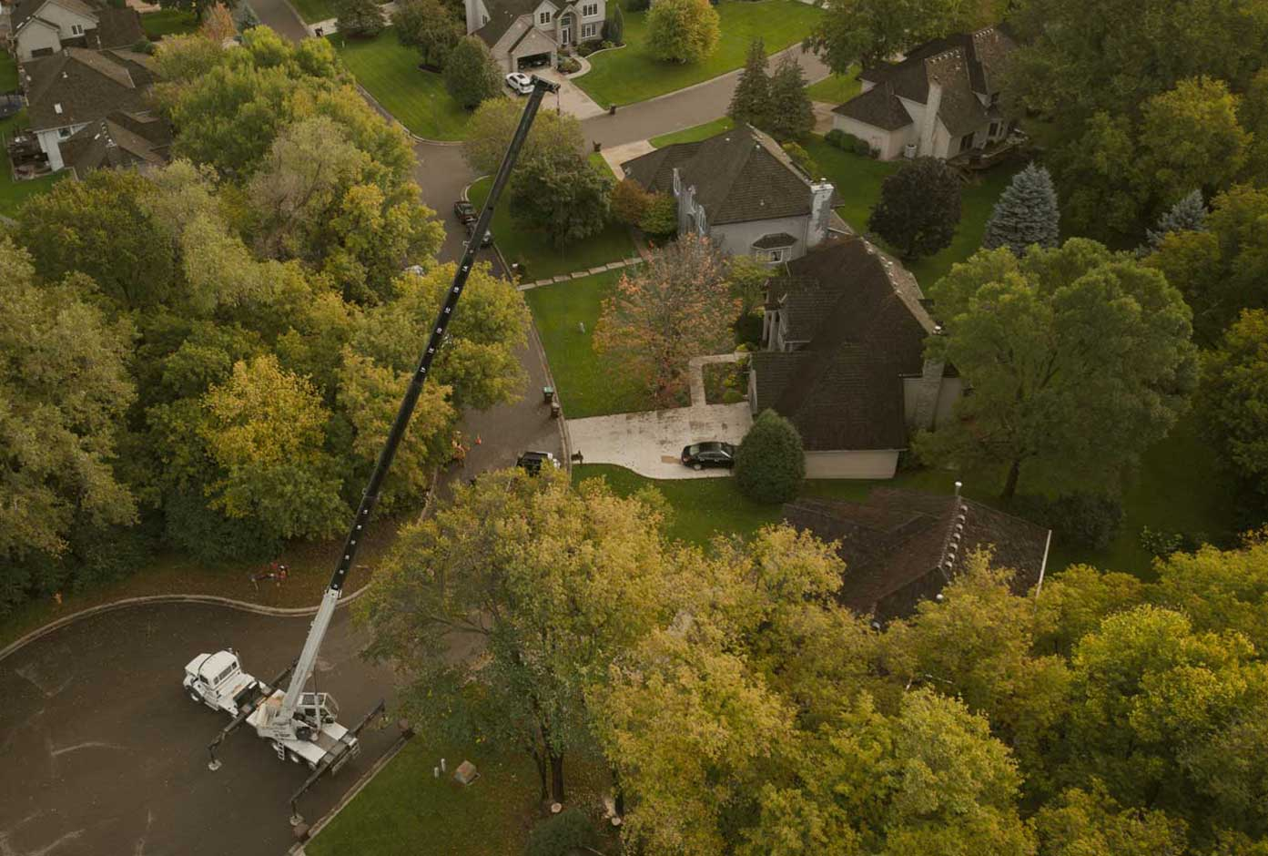 crane services in the minnesota area