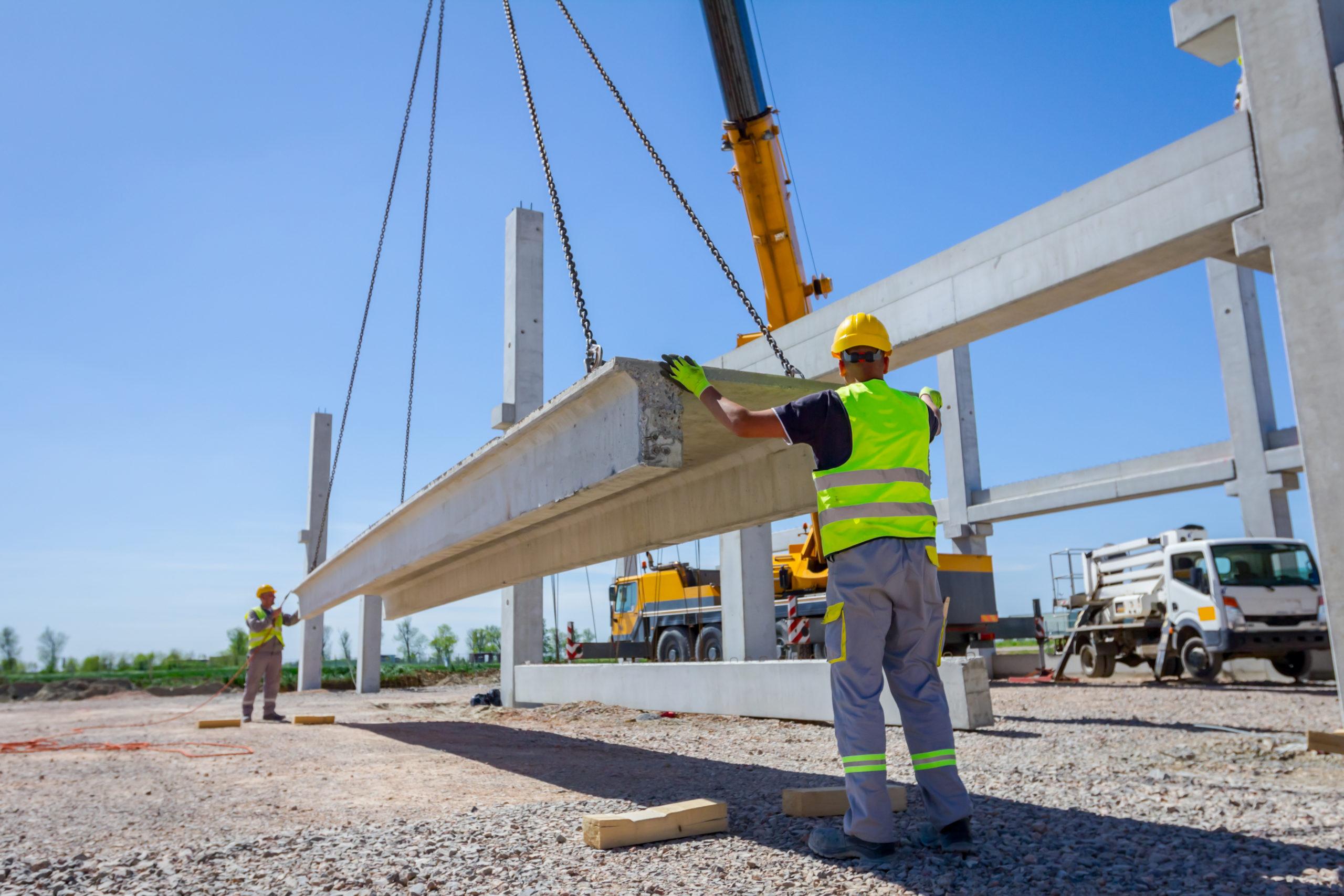 Crane rigging services in Minnesota